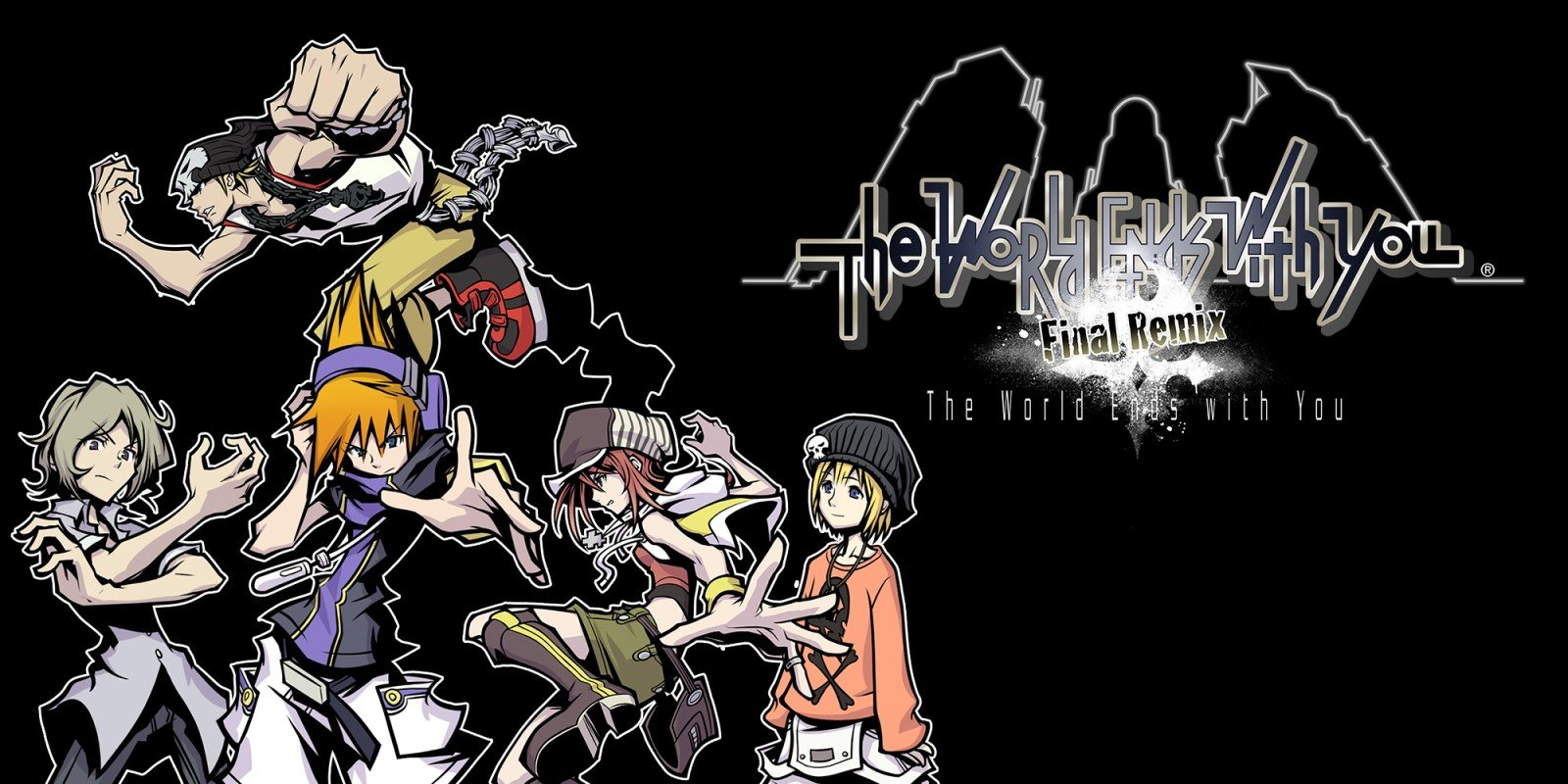 World Ends With You Nintendo Switch