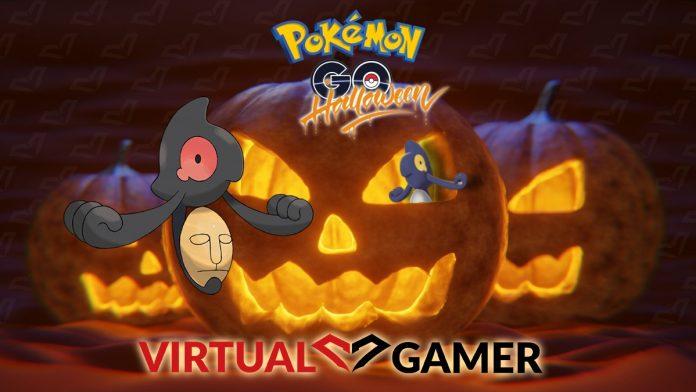 Un Octubre Escalofriante - Pokémon Go Halloween - Melhoney