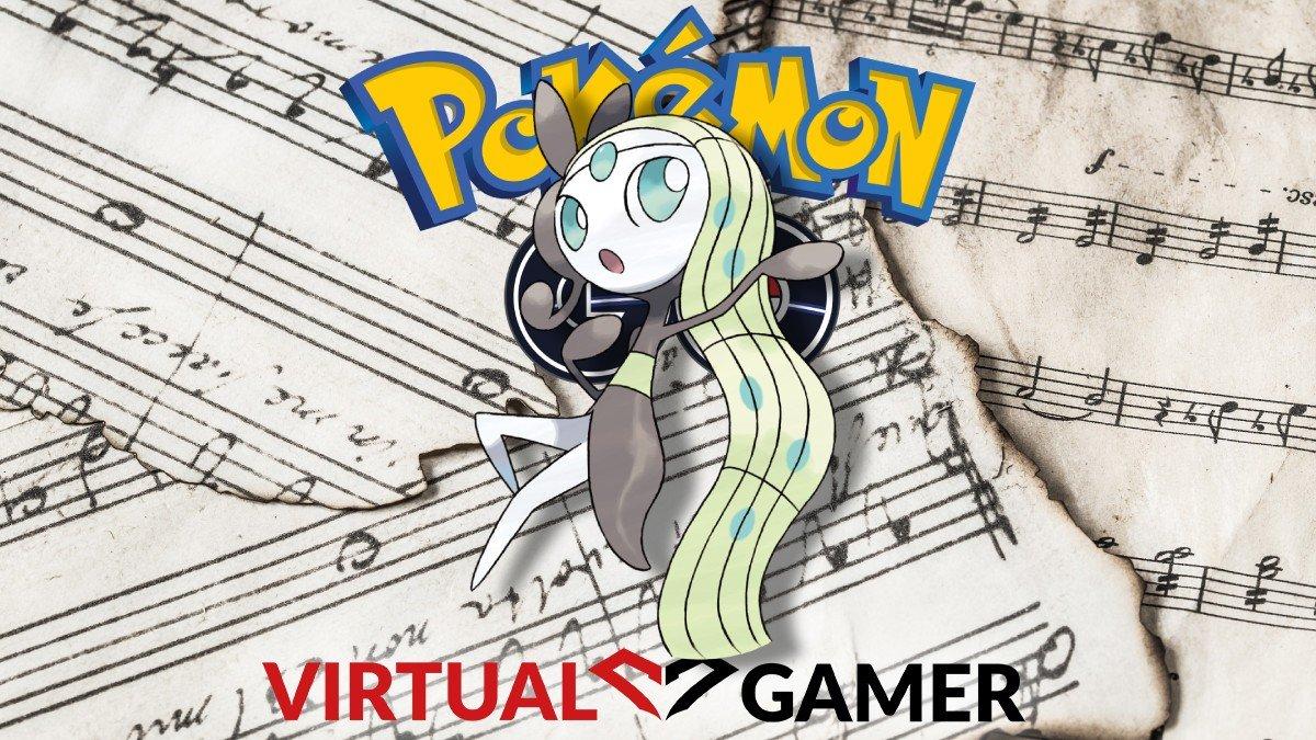 Meloetta Gratis en Pokémon Go - Melhoney