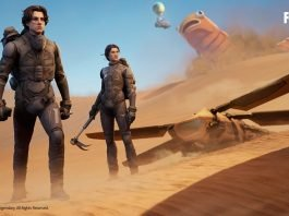 Dune X Fortnite | Virtual Gamer