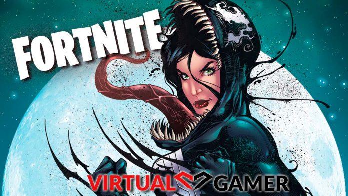 She Venom en Fortnite - Melhoney